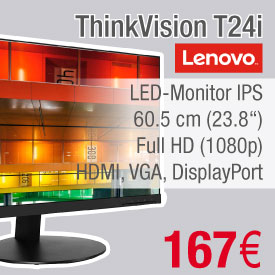 Lenovo Thinkvision T24i Monitor