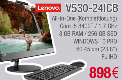 Lenovo V530-24ICB All in One Lösung