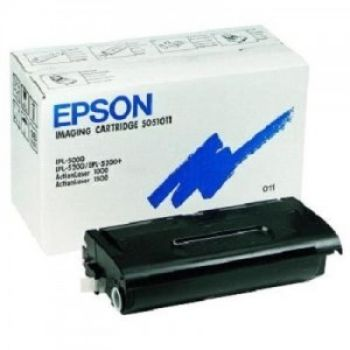 Epson EPL-5000/5200/5200+ Imaging Cartridge Epson S051011 Original Black Toner