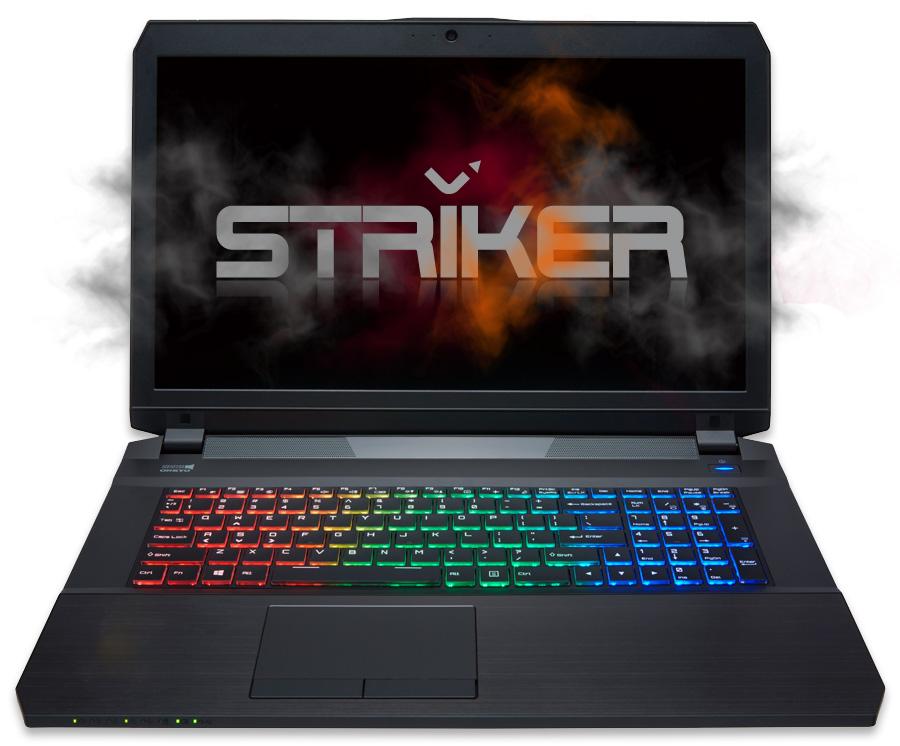 Gaming Notebook Striker von Hyrican bietet höchste Performance